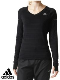 Women's Adidas 'GT' Long Sleeve Top (AA8148) x4 (Option 2): £6.95